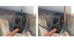 Инструкция по монтажу точечного водоотвода